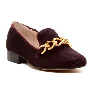 Sam Edelman Calf Hair Loafers